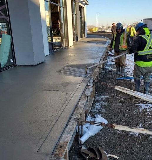 Edmonton Commercial Concrete