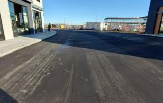 Edmonton Parking Lot Maintenance