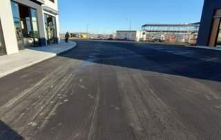 Edmonton Parking Lot Maintenance