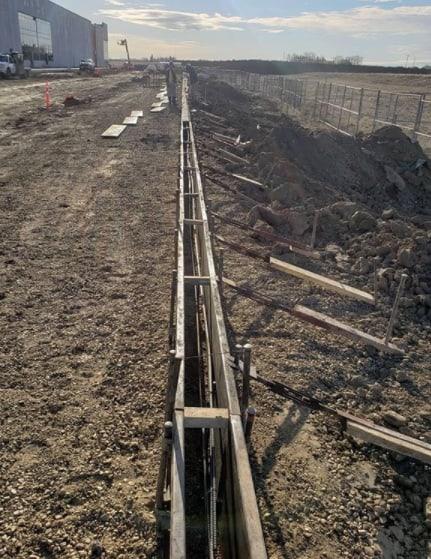 Concrete Formwork Edmonton