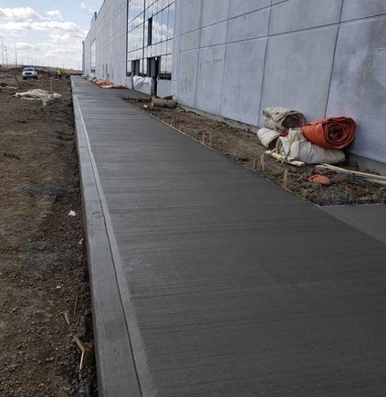 Industrial Concrete Edmonton