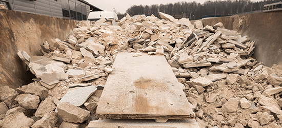 Edmonton concrete demolition services