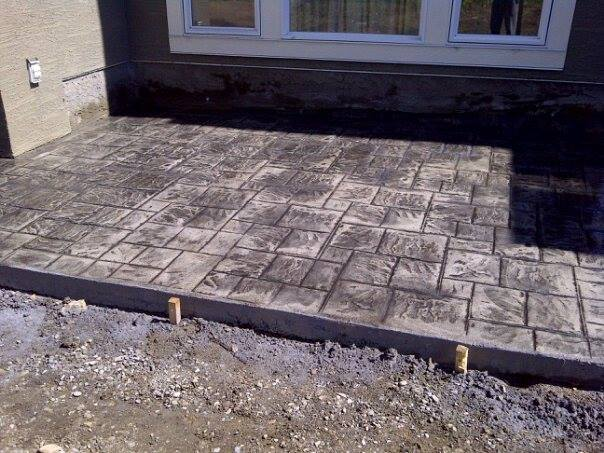 Residential Concrete Edmonton
