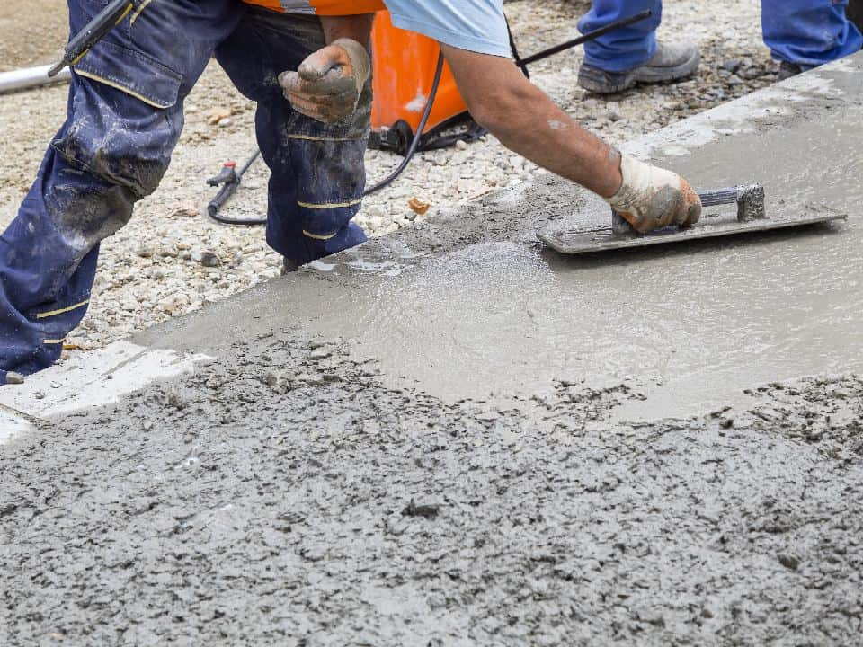 Concrete Repair Edmonton